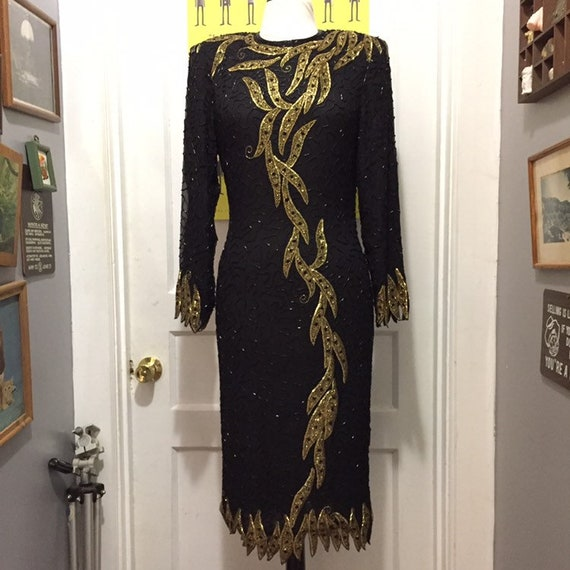 Vintage Jewel Queen Dress Size Small