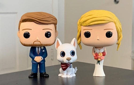 UK Funko POP DIY Male Female Figures Collectable Blank Custom Make Your Own Toy