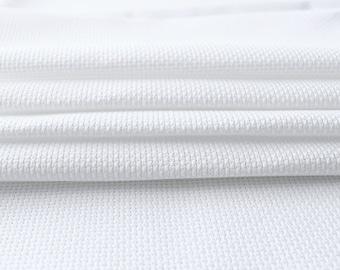 Aida Cloth - 14 Count Cross Stitch Fabric - White