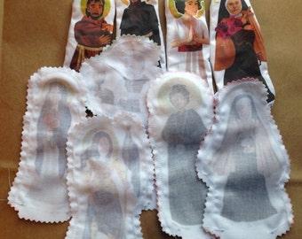 DIY Saint Doll / Pocket Doll for Children / Quiet Mass Toy