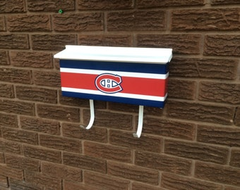 Montreal Canadiens Mail Box