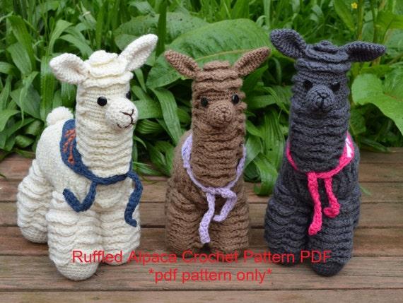Adorable Crochet Llamas | Crochet patterns amigurumi, Crochet ... | 429x570