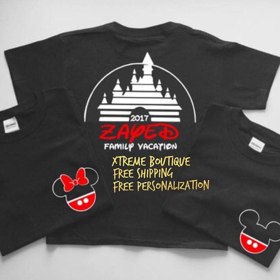 bfa06f98 Disney Family Shirts / Disney Matching Shirts / Disney Shirts | Etsy