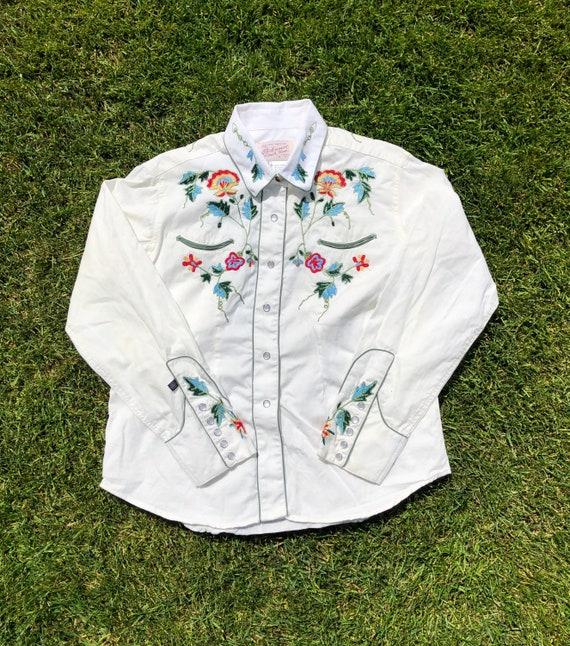 Vintage Rockmount Ranchwear Western Shirt sz. XL