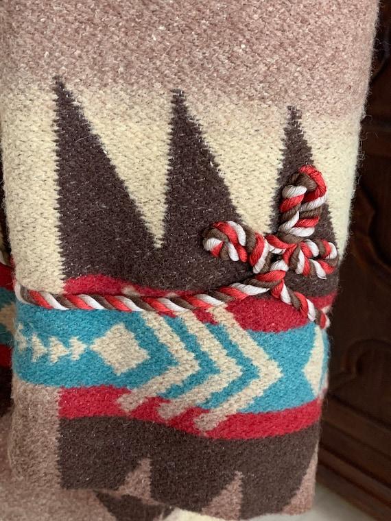 Ralph Lauren country/wool/Navajo jacket/vintage - image 3