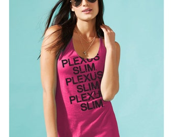 Plexus Slim Racerback Tank - Pink 70061DW