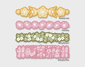 Pyrex Prints Sticker Decal 1