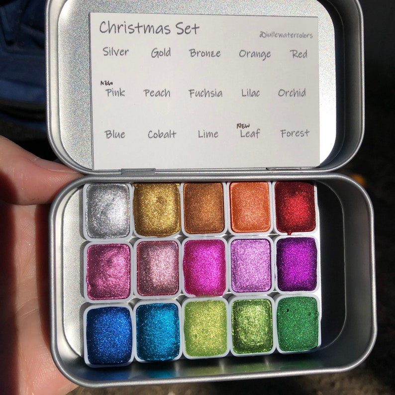 Christmas Quarter pan set image 0