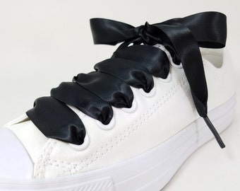 e1dc70c24313 Ribbon shoelaces