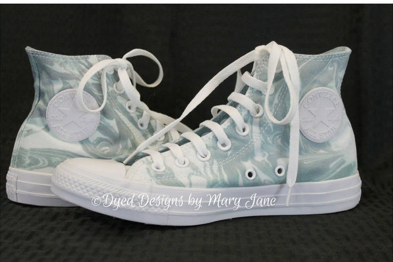 90a3a1c3f5aa Chuck Taylor All Stars Converse high top shoes Gray marble