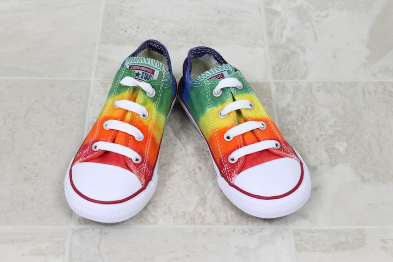 e671b2a78c77 Toddler Converse All Stars-Kids tie dye shoes-Kids Converse
