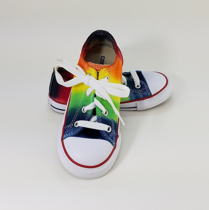 8ceb7c3c826 Toddler Converse All Stars-Kids tie dye shoes-Kids Converse | Etsy