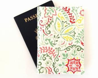 Passport cover Women, Passport holder for her, Travel wallet Girls, Traveler gifts, Dual passport wallet Floral Travel accessory Travel gift