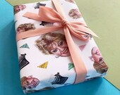 Angela Lansbury Wrapping Paper