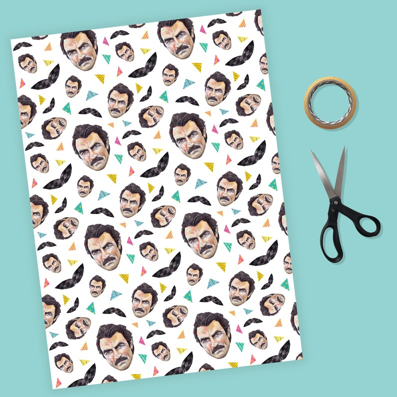 Selleck Wrapping Paper image 0