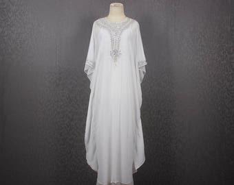 75aa25accac Very Fancy Sequin Caftan Dress