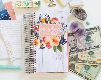 Spend Well Budgeting System Farmhouse, cash envelope system, cash envelopes, budgeting tools, financial planner, budget planner, cash wallet