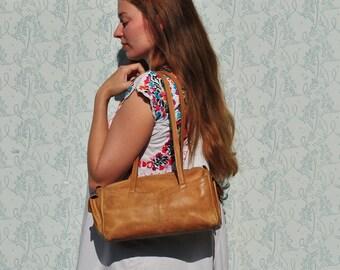 Bag leather, small leather bag, shoulder bag leather, small shoulder bag, shoulder purse leather,leather bag vintage, leather bag vintage