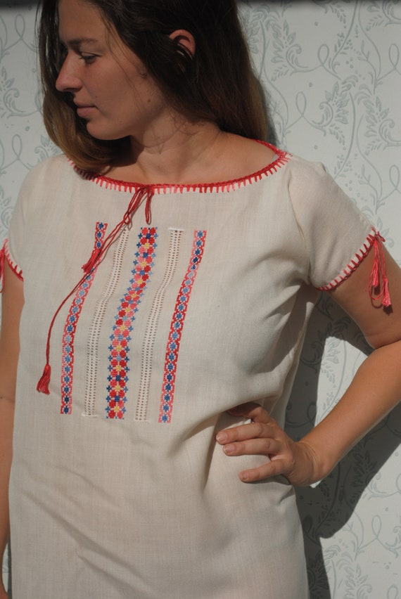 Dresses for women boho, embroidered dress, peasant