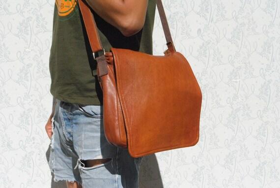 Messenger bag men, leather messenger bag for men