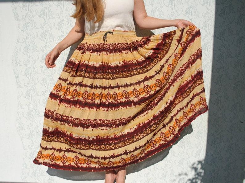boho maxi skirt festival skirt hippie skirt long skirt India skirt boho skirt bohemian skirt Indian maxi skirt Maxi skirt