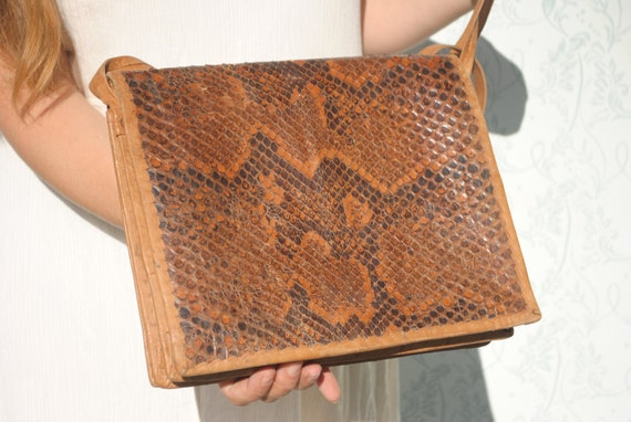 Snakeskin purse, snakeskin bag, purses and bags, h