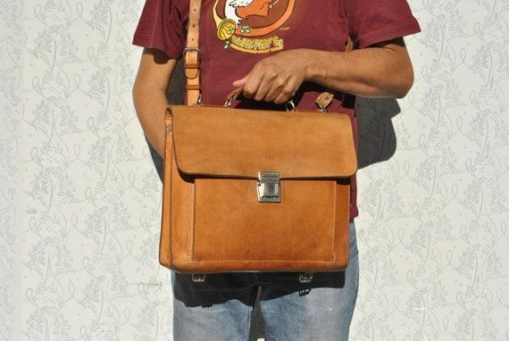 Messenger bag men, messenger bag women, vintage BR