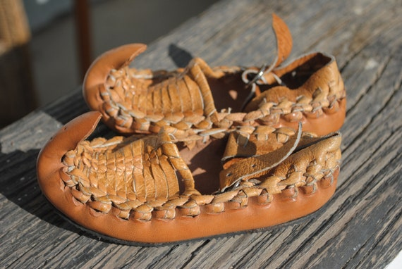 Ethnic shoes ethnic sandals leather