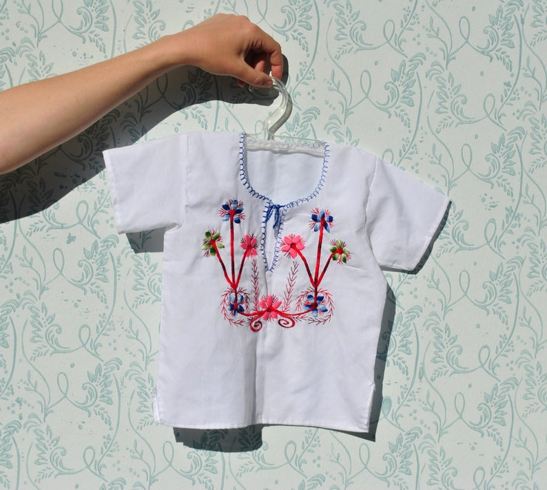Embroidered Baby Clothes noOn