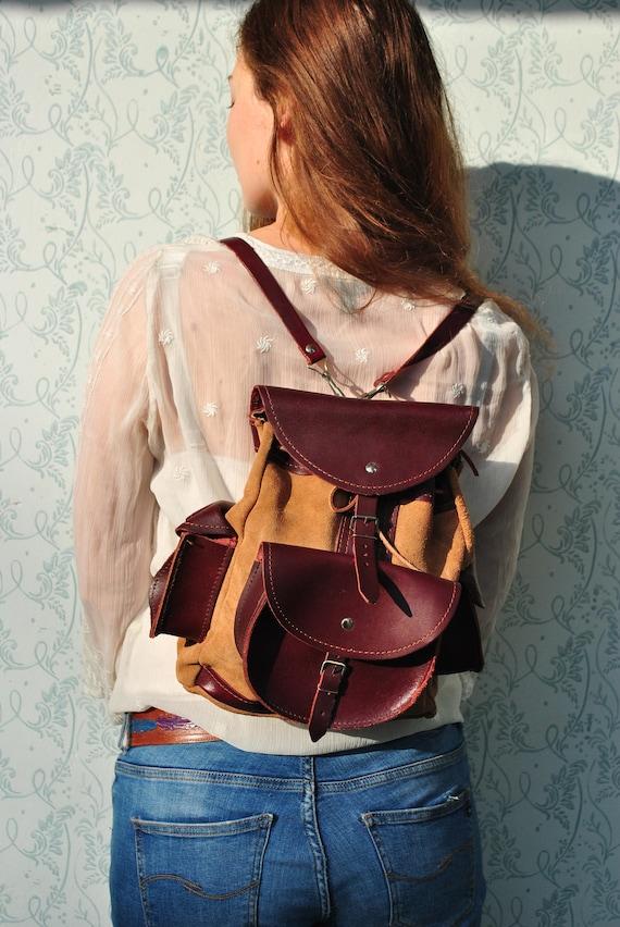 Backpack, leather backpack, leather backpacks, bac