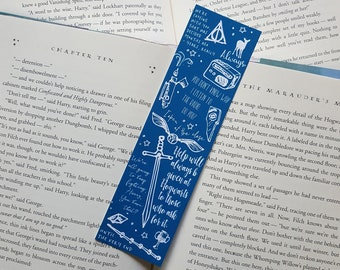 Harry Potter and the Deathly Hallows  - Bookmark
