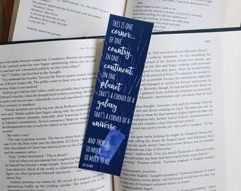 Tardis - Doctor Who - Bookmark