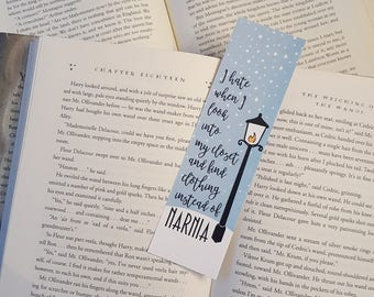 Disney - Narnia - Bookmark