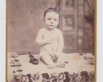 Victorian Cabinet Card Photo