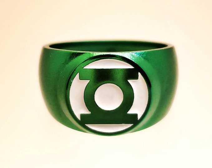 UAB 2021 GL .925 Sterling Silver Ring with Nano-Ceramic coating