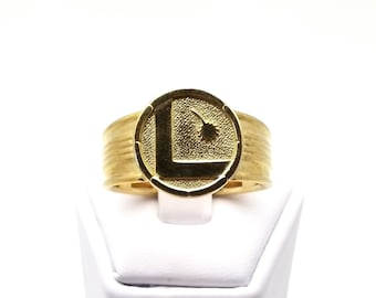 Ring of Flight 18k Gold Plated
