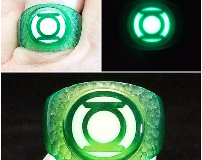 Green Ring of Willpower