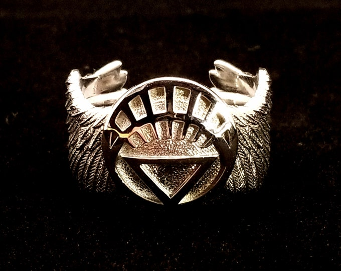 White Ring of Life - Wings