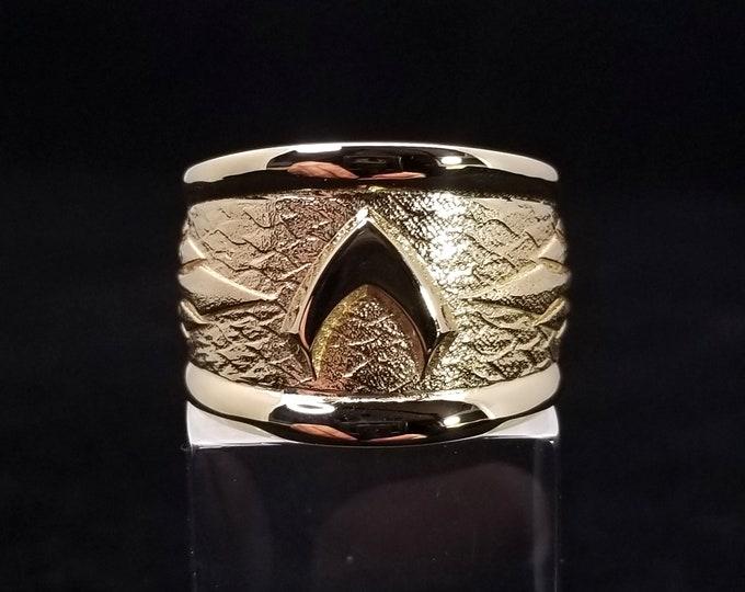 King of Atlantis Ring