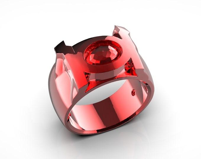 UAB Red Nano-ceramic ring