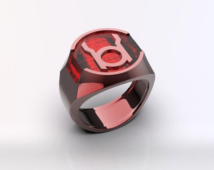 RLMR - Metal Ring with polished urethane inserts