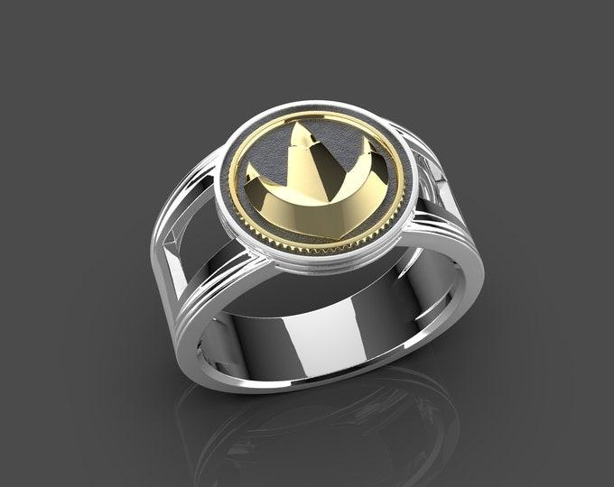 Dino Trax Ring - Multiple Finish Options