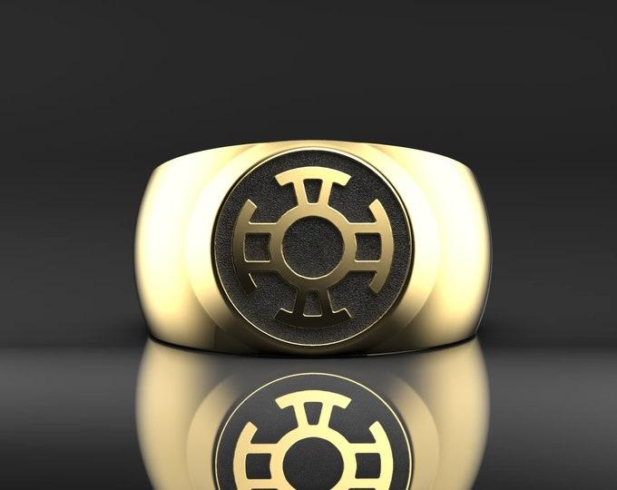 UAB 2021 GLD Ceramic Coated Ring