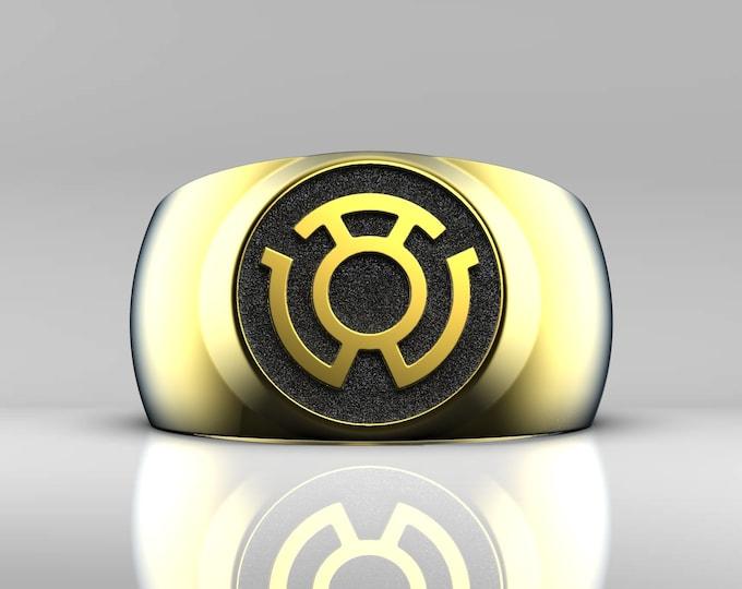 UAB 2021 YL Ceramic Coated Ring