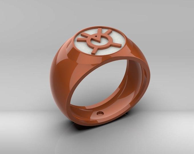 UAB 2021 OL Ceramic Coated Ring