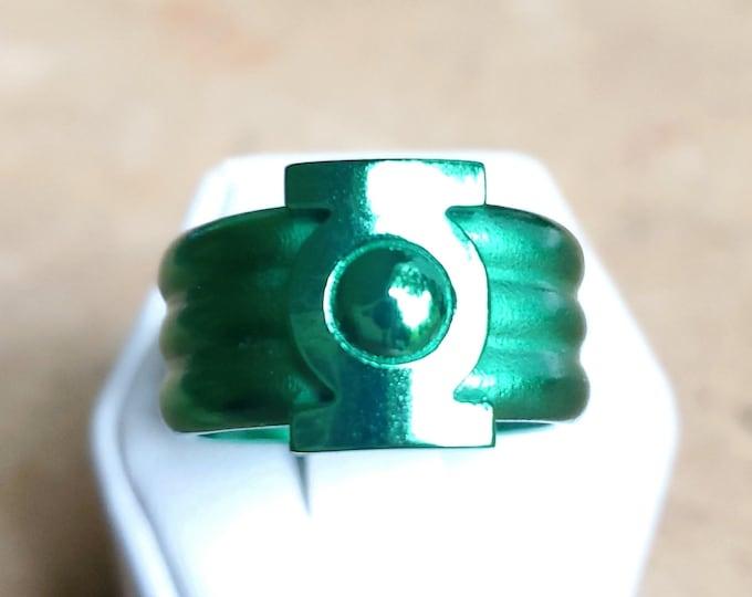Green KR Ring Nano-Ceramic Coating