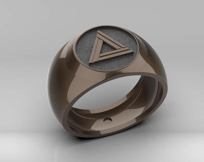 UAB 2021 BRN Ceramic Coated Ring