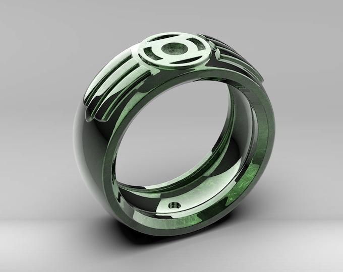 Baz Ring Ceramic Coated