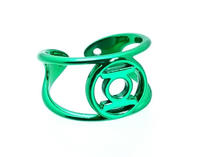 UAB Nano-Ceramic Green Ring of Willpower