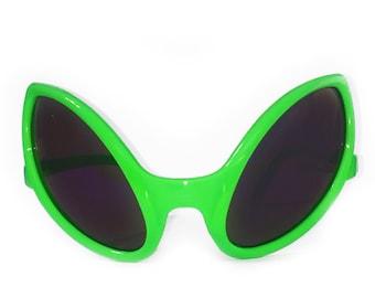 f9ad802d1f0d Alien Sunglasses For Rave or Music Festival